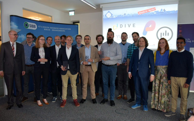 Gewinner des Deep Tech Award 2019