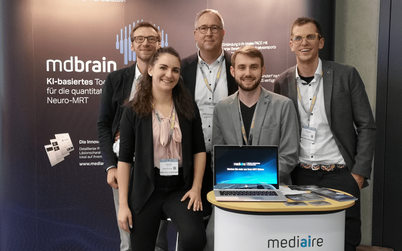 Very successful presence at neuroRAD congress 2019