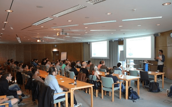 mediaire at the DKFZ Data Science Seminar and heidelberg.ai